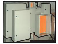 7559a1e5fc2c7 Oceľovo-plechová rozvodná skriňa – Rozvodné skrine – Tracon Electric