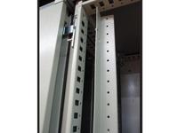d23afdad13a3a Rámová lišta pod krycí plech k modulárnej oceľovo-plechovej rozvodnej skrini